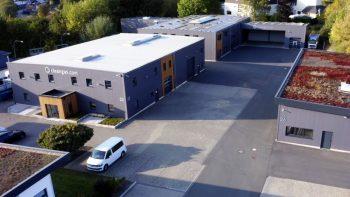 Cleangas Firmengebäude